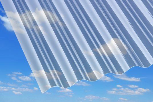 Relativ Wellplatten PVC | Gutta Werke CG13
