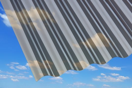 Sehr Wellplatten PVC | Gutta Werke DV13