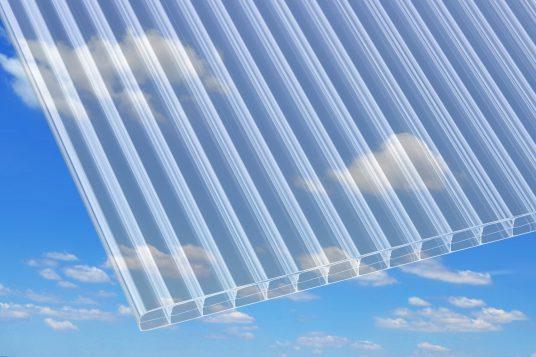Stegplatten Polycarbonat 16 Mm 10 Mm Gutta Werke