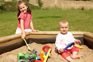 Plantex sandbox fleece