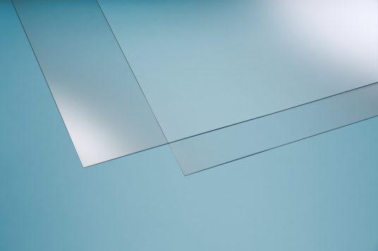 Acrylglas glatt klar 2 mm