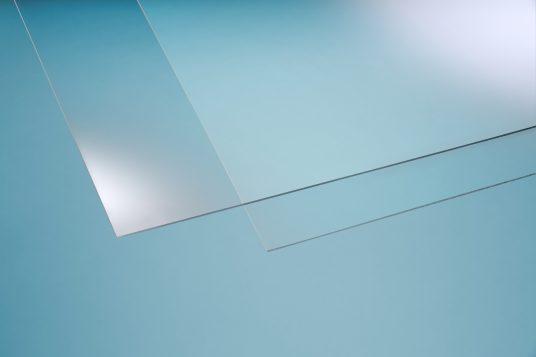 Acrylglas glatt klar 3 mm