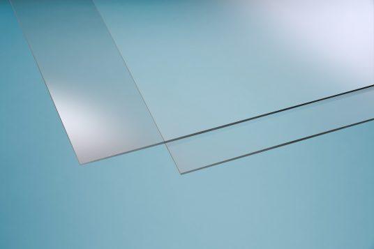 Acrylglas glatt klar 4 mm