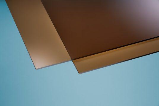 Acrylglas 6 mm bronze