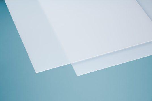 Acrylglas weiß opal64 3 mm