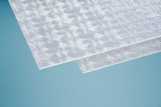 Acrylglas 6 mm Schnecke klar