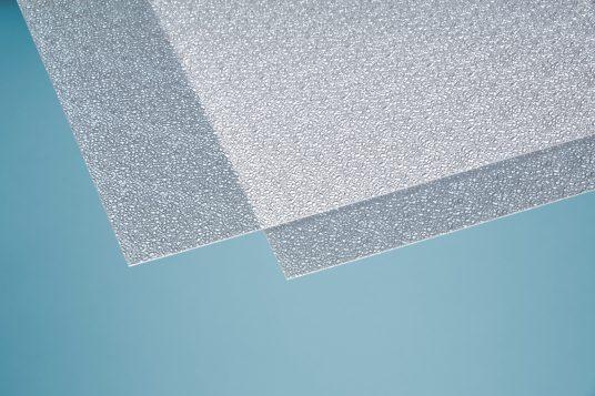 Polystyrolglas Cristall 2,5 mm klar