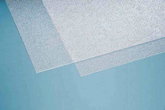 Polystyrolglas Tropfen 2,5 mm klar