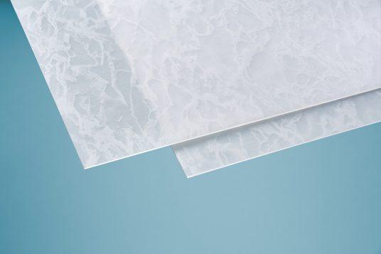 Polystyrolglas Marmor 2,5 mm