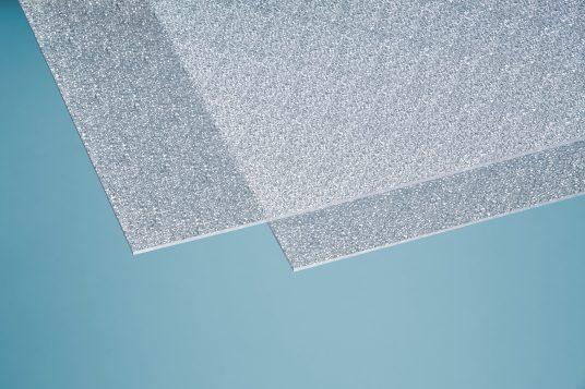 Polystyrolglas Cristall 5 mm klar