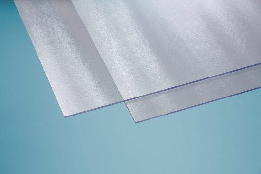 Polystyrolglas Cincilla 5 mm klar