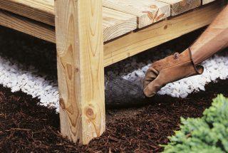 Plantex Holzterrassenvlies