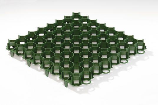 Kunststoff Rasengitter 50 x 50 cm